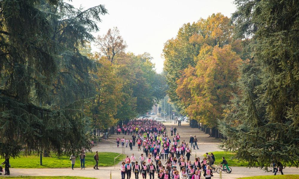 Pittarosso Pink Parade Milano: la maratona che aiuta le donne