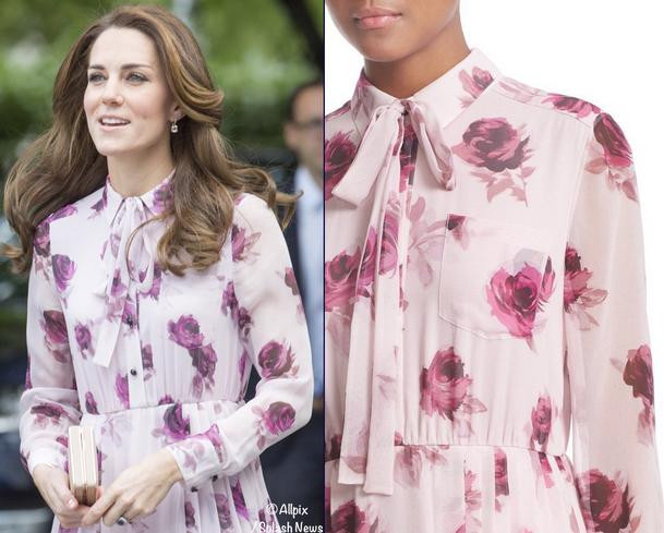 La meglio vestita della settimana: Kate Middleton