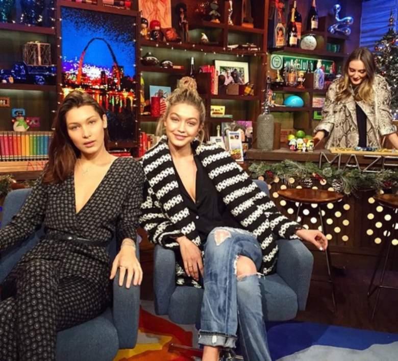 Gigi Hadid racconta come lei e Bella scelgono i propri look