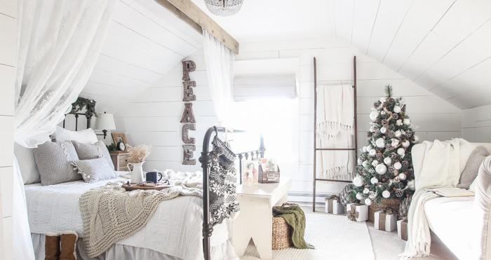 Decorazioni Camere Da Letto : Decorazioni natalizie idee originali per la vostra camera da