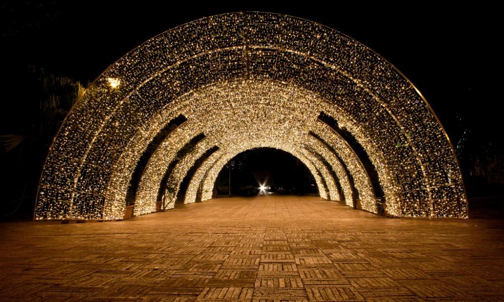 Natale di luci a Salerno