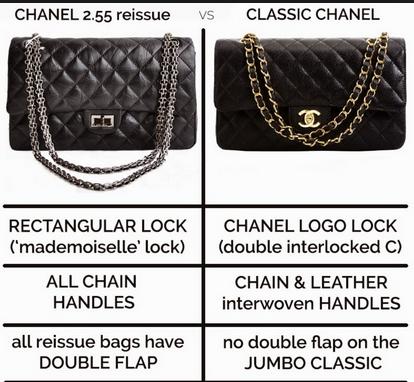 Chanel borsa 2.55