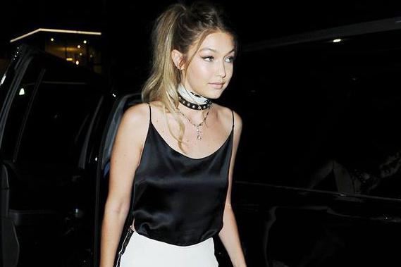 Collana Gigi Hadid