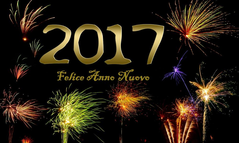 Frasi di auguri per Capodanno 2017