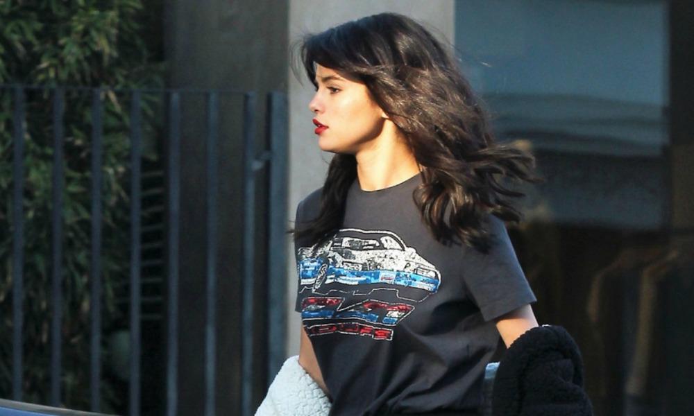 Selena Gomez Coach