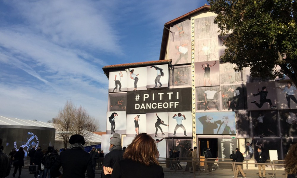 Pitti Uomo 2017