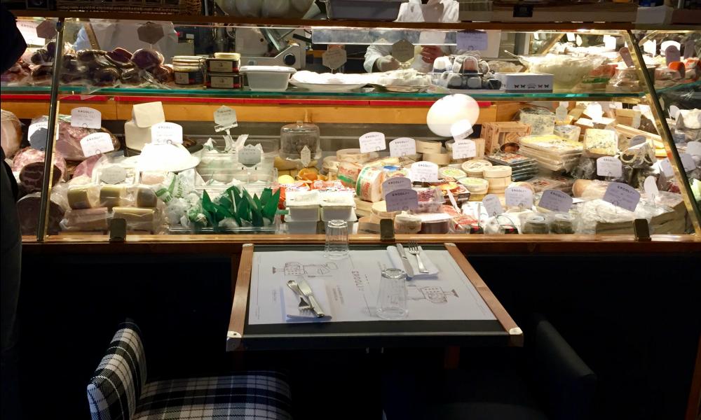 Gastronomia e Bistrot nel cuore dei Parioli a Roma
