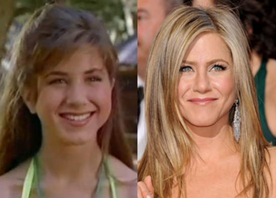 Jennifer Aniston rifatta