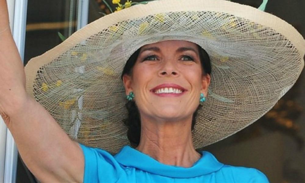 Princess Caroline of Monaco - cover