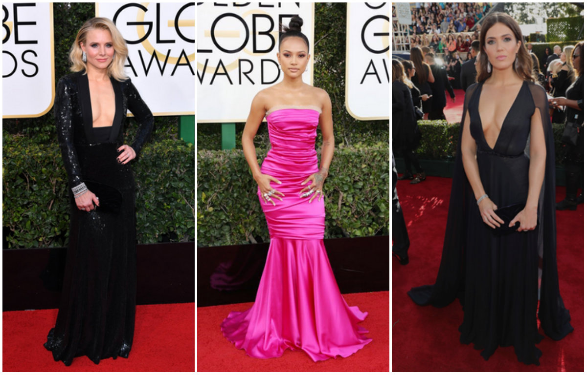Look Golden Globes