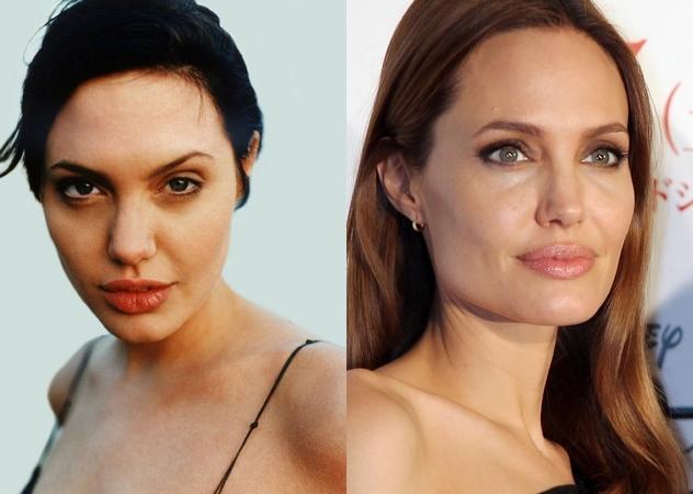 Angelina Jolie rifatta