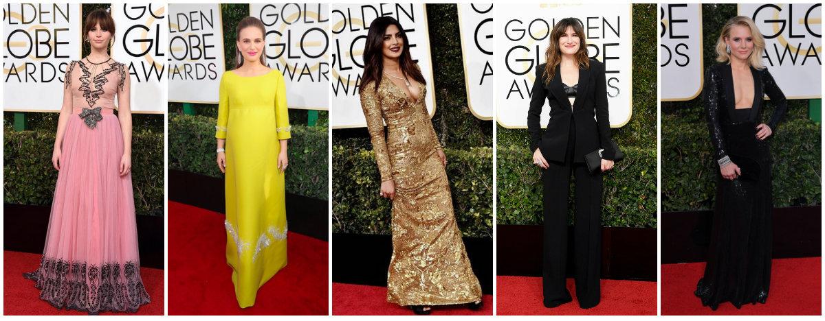Look Golden Globe