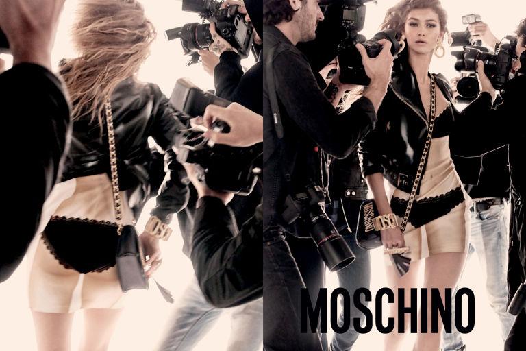 Moschino Gigi Hadid