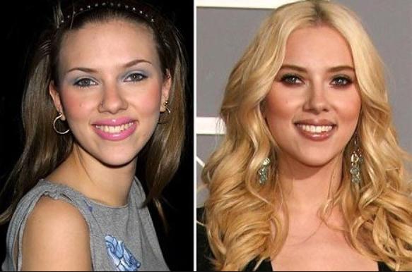 Scarlett Johansson rifatta