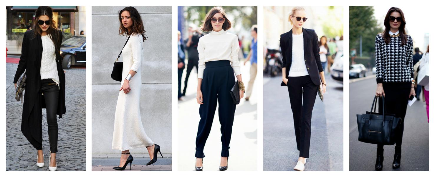 Bianco-e-nero-moda-2017