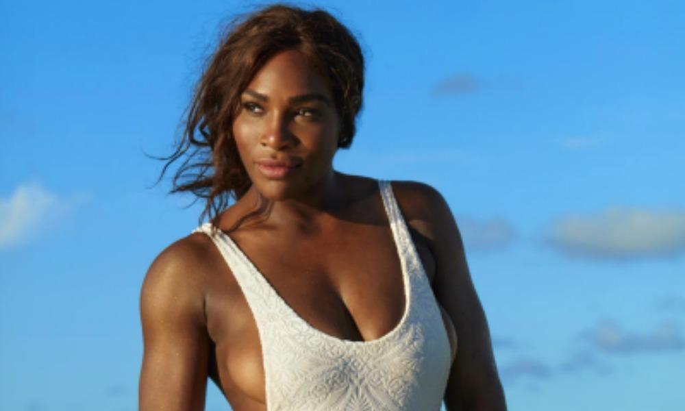 Serena Williams, gli scatti super sexy per Sport Illustrated