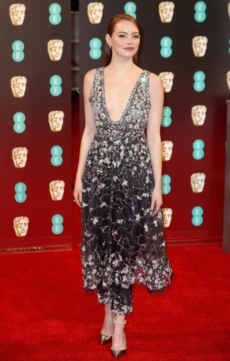 BAFTA 2017, tutte le star del red carpet e i vincitori