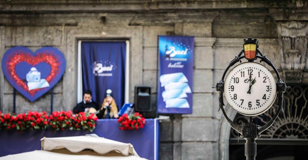 Napoli in Love con Baci Perugina per San Valentino