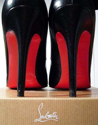 scarpe maria de filippi louboutin