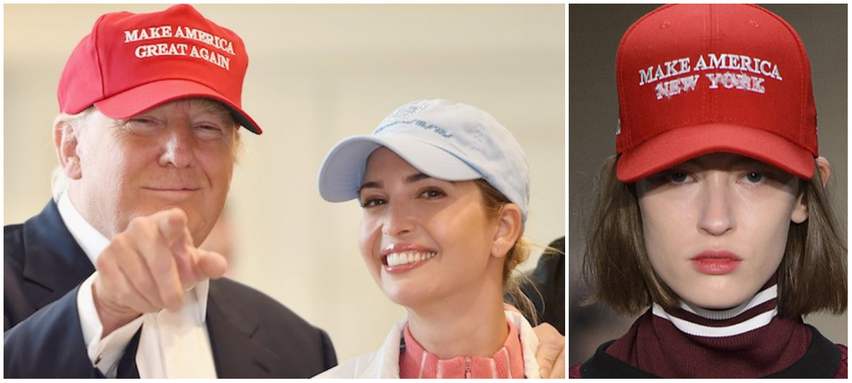 Cappello Trump