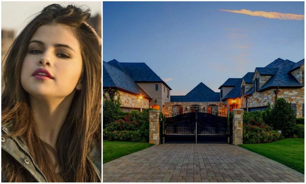 Selena Gomez - casa
