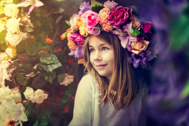 Corone fiori