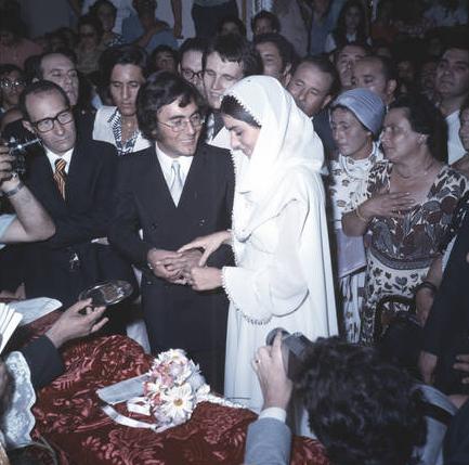 Il matrimonio di Al Bano e Romina