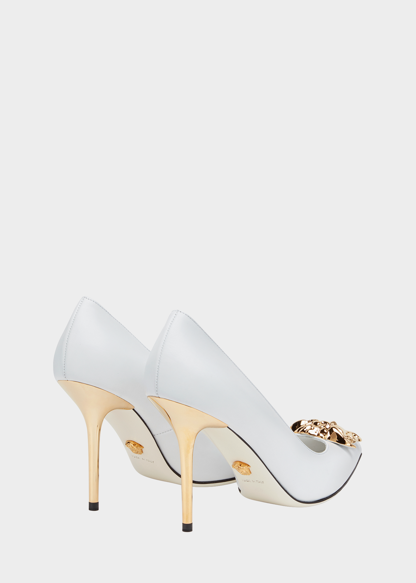 Versace: scarpe donna moda 2017 - VelvetStyle