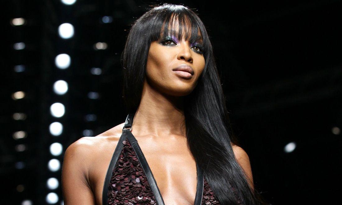 Compleanno naomi campbell la top model compie 48 anni for Naomi campbell pirelli