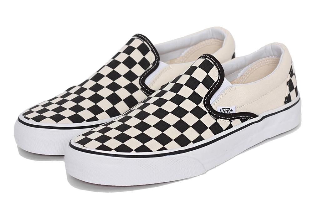 slip on schacchi vans