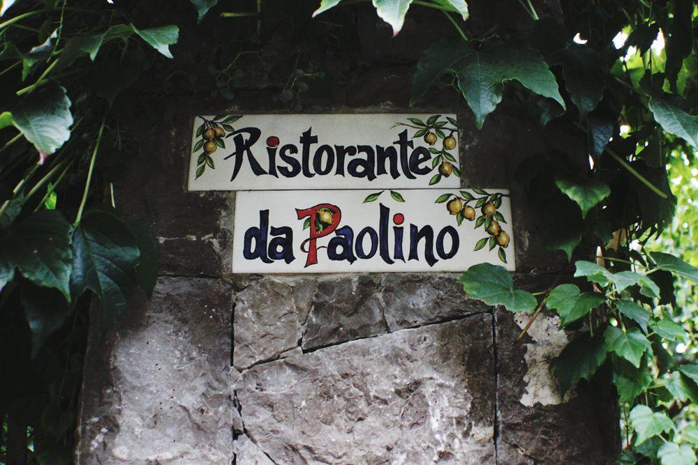 Paolino: il regno del gusto a Capri [ESCLUSIVA]