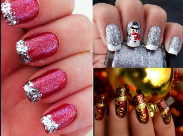 Quale idea preferite per le vostre unghie a Natale?