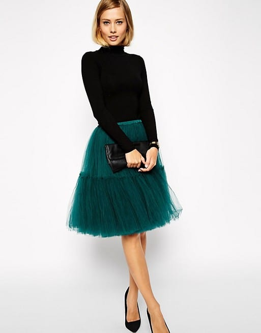 Gonna Tulle Asos