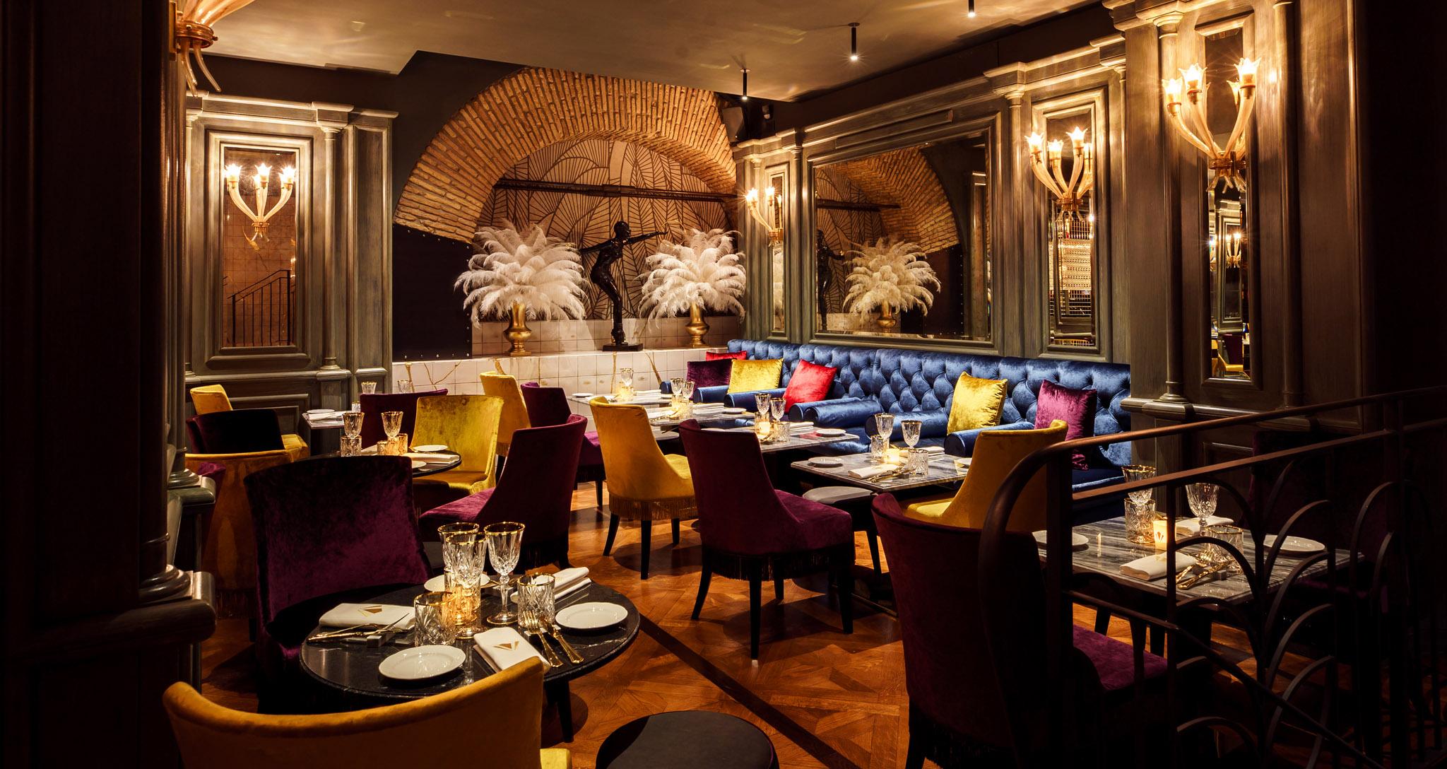 Design Hotel Il Berg Luxury Hotel Di Roma : Valentyne restaurant roma un luogo senza tempo tra