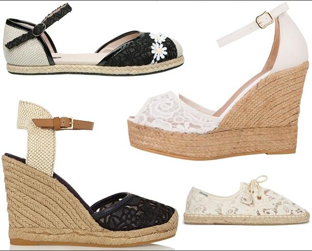 online store a3c8b 19112 Chicche di stile: le espadrillas - Velvet Style - VelvetStyle