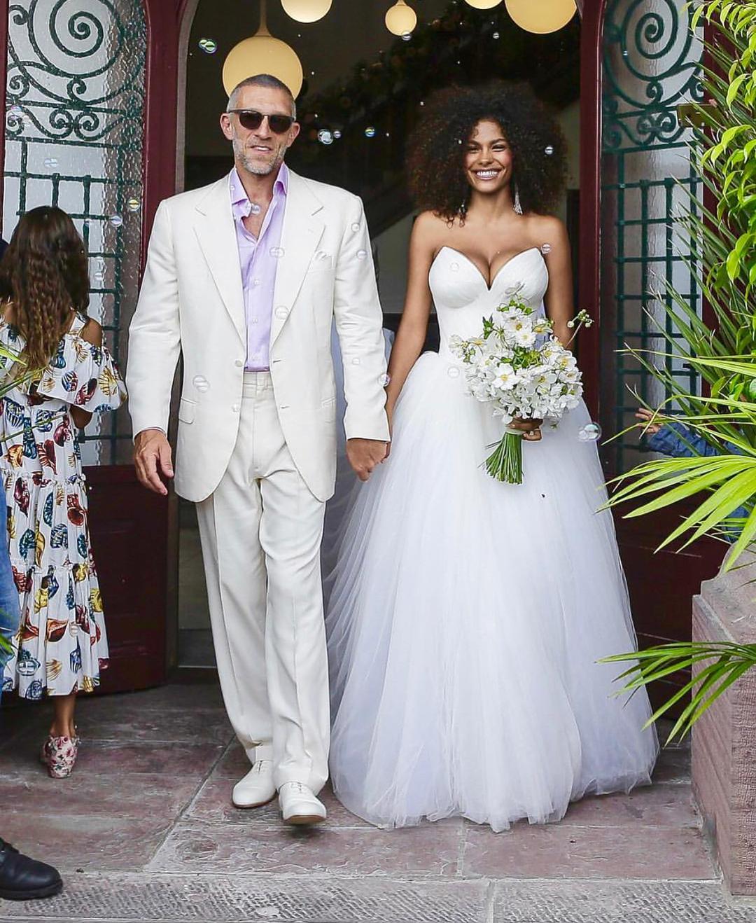 Di I Il Matrimonio E Vincent Dettagli CasselTutti Tina Kunakey kXTZiPuO