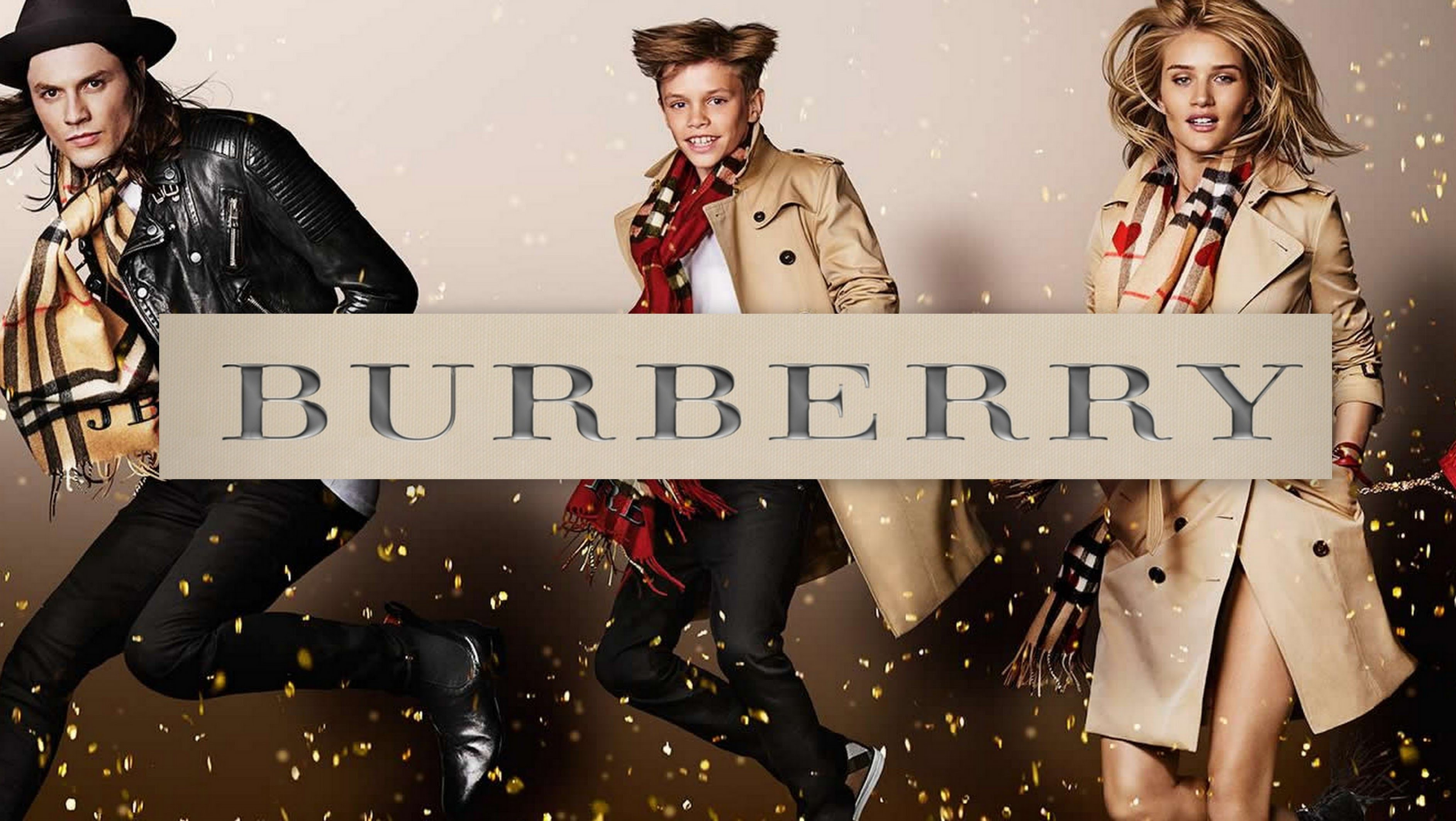 Il noto brand inglese Burberry cambia logo per la prima volta dopo vent'anni.Il monogramma segna la nuova era dettata dalla direzione di Riccardo Tisci.