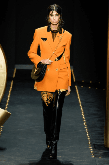 free shipping bbe68 15262 Milano Fashion Week 2019, sfilate 23 febbraio 2019, Giorgio ...