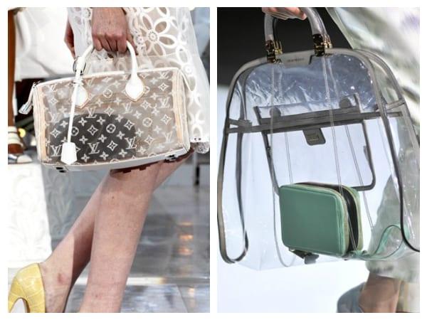 Chicche di stile: la borsa in Pvc è il must di stagione
