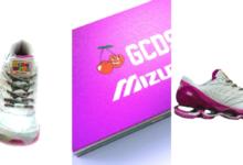 GCDS x Mizuno Wave Prophecy