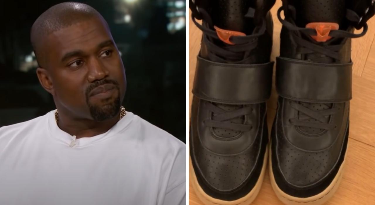 Nike Air Yeezy di Kanye West